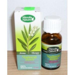 Эфирное масло Мирролла Чайное дерево фото