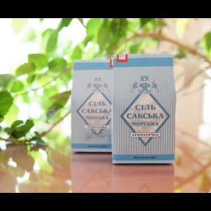 Соль для ванн ГЕЯ КРЫМ натуральная морская Сакская ароматизированная 0,5 кг фото
