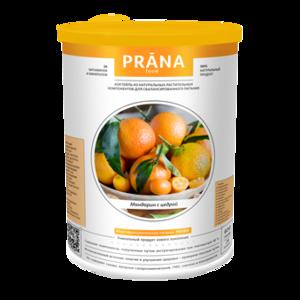 Коктейль PRANA food Мандарин с цедрой фото