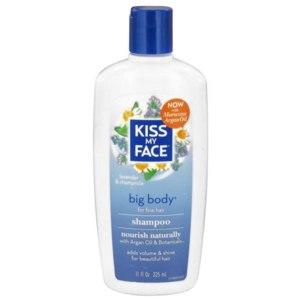 Шампунь Kiss My Face Big Body Shampoo, Lavender & Chamomile фото