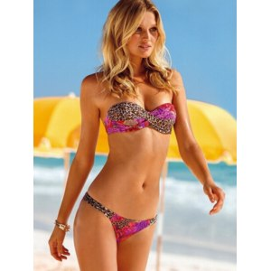 Купальник AliExpress Sexy Bikini set Women Swimwear brazilian Brand Designer Free Shipping Fashion Summer 2013 New Collection Slim Cool Swimsuit Gift фото