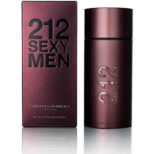 Carolina Herrera 212 Sexy Men  фото