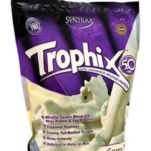 Протеин Syntrax  Trophix 5.0 (Creamy Vanilla) фото
