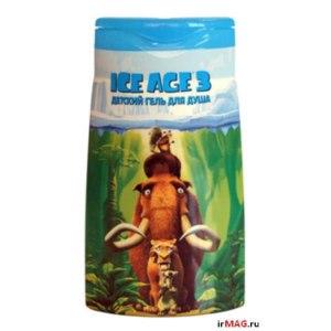 Гель для душа детский   Ice Age 3 фото