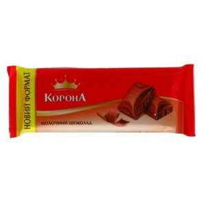 Шоколад Корона Молочный 60 г фото