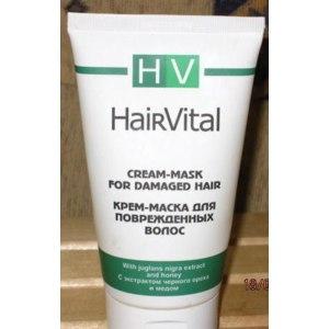 Маска Hair Vital для поврежденных волос фото