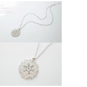 Подвеска Aliexpress hollow-out decorative pattern pendant necklace фото