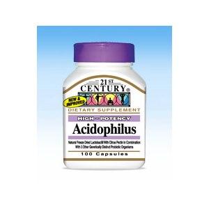 БАД THE 21ST CENTURY Acidophilus фото