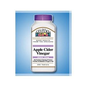 БАД THE 21ST CENTURY  Apple Cider Vinegar фото