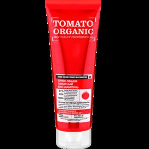 Шампунь ORGANIC SHOP Tomato Томатный Турбо Объём фото