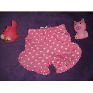 Шорты Baby Go для девочки цвет розовый арт. KG-SS19-33-1-JJ фото
