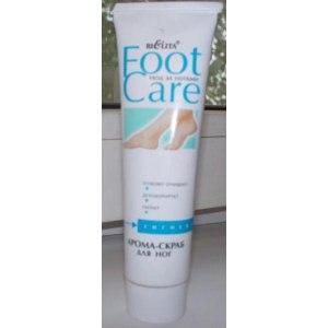 Скраб для ног Белита Арома-скраб для ног Foot Care фото