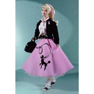 Barbie Nifty Fifties Doll фото