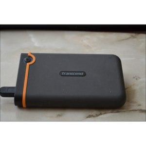 Внешний жесткий диск Transcend StoreJet 25M 500Gb фото