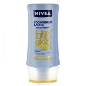 """Ополаскиватель NIVEA Ополаскиватель """"Роскошный Блонд"""" от Nivea фото"""