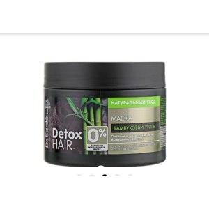 Маска для волос Dr. Sante Detox hair фото