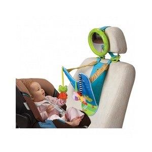 Taf Toys  Развивающий центр для автомобиля (с зеркалом) арт. 11555 фото