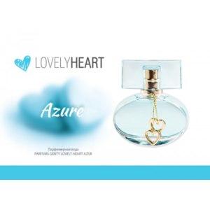 PARFUMS GENTY Lovely Heart Azure фото