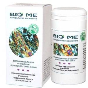 Очищающее средство Bio me натуральная косметика биоминеральное очищение для возрастной кожи фото