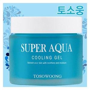 Гель для лица Tosowoong Super Aqua Cooling Gel фото