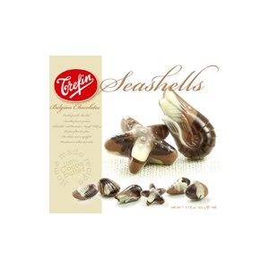 Конфеты Trefin  Belgian Chocolate Seashells  фото