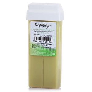 Воск в картридже Depilflax Зелёный чай фото