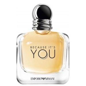 Giorgio Armani Emporio Armani Because It's You фото
