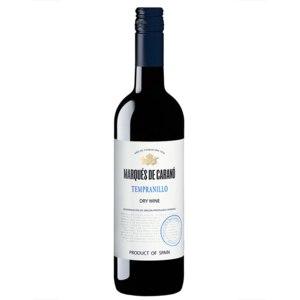 Вино красное сухое MARQUES DE CARANO (Маркиз де Карано) Tempranillo DOP  фото