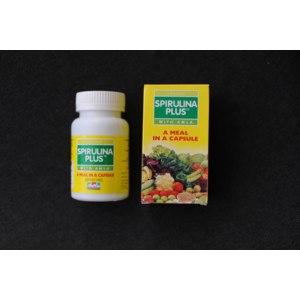 Диетическая добавка Goodcare pharma Спирулина плюс с Амлой фото