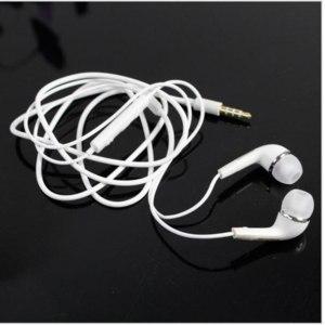 Наушники Aliexpress 1PCS White Earphones Headset Volume Control Microphone For Samsung Galaxy S2 S3 S4 (Алиэкспресс) фото