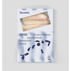 Филе пикши Borealis лоины, без кожи без кости (спинка), Северо-Восточная Атлантика фото