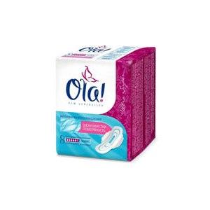 Прокладки Ola! Ultra Super Шелковистая поверхность  фото