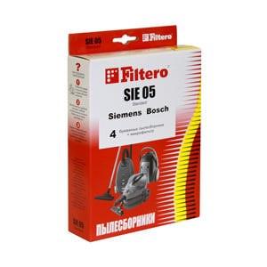 Бумажный пылесборник к пылесосу Bosch Filtero SIE 05 фото