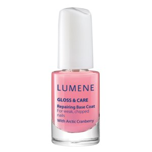 База под лак Lumene Gloss & Care Repairing Base Coat фото
