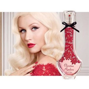 Christina Aguilera Red Sin фото