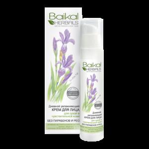 Крем для лица Baikal herbals Дневной увлажняющий для сухой и чувствительной кожи фото