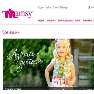 Mamsy.ru фото