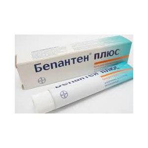 Средства, стимулирующие регенерацию Bayer Бепантен Плюс фото