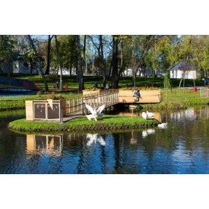 Городская ферма на ВДНХ, Москва фото