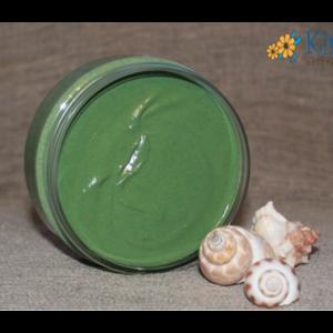 Маска для волос Kiranaturelle Восстанавливающая со спирулиной Ундина фото