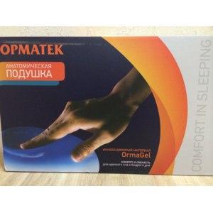 Ортопедическая подушка Орматек Aqua Soft фото
