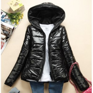 Куртка AliExpress 2014-hooded-cotton-padded-jacket-cotton-padded-jacket-thick-outerwear-short-design-women-s-wadded-jacket фото