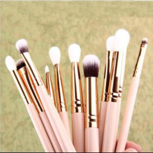 Кисти для макияжа Ebay 12pcs brushes makeup brush set фото