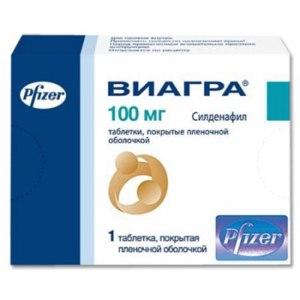 Таблетки Pfizer Виагра фото