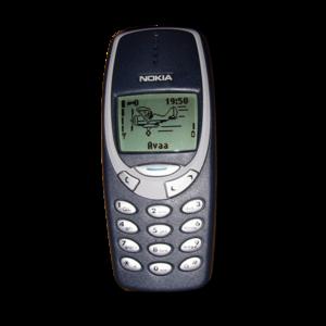 Nokia 3310 фото