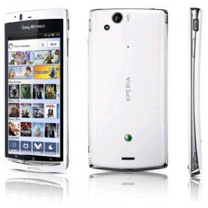 Sony Ericsson Xperia Arc S фото