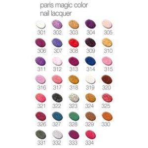 Лак для ногтей Golden Rose Paris Magic Color фото