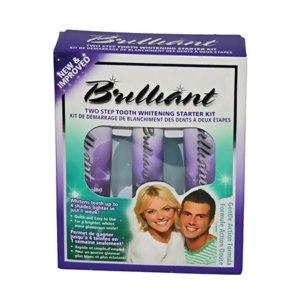 Отбеливание зубов Brilliant Комплект для отбеливания зубов фото