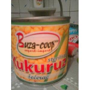 Консервированная кукуруза Buza-Coop, Сербия   фото