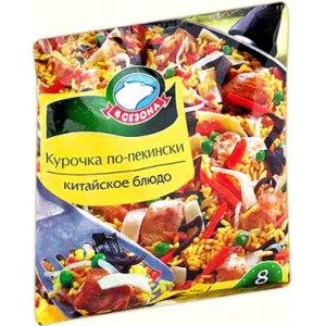 """Готовые блюда 4 сезона """"Курочка по-пекински"""" фото"""